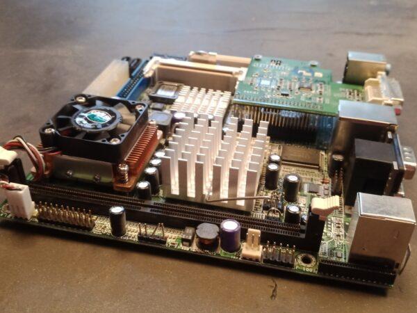Pentium M plus Windows 98, ultimate match?